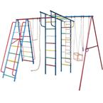 Детский спортивный комплекс для дачи Вертикаль в Рязани