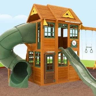 Детская площадка Рид в Рязани
