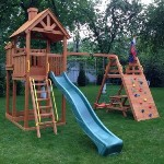 Детская площадка из металла в Рязани