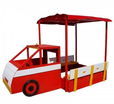 Купить песочницу пожарная машина в Рязани