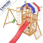 Детская площадка Тасмания в Рязани