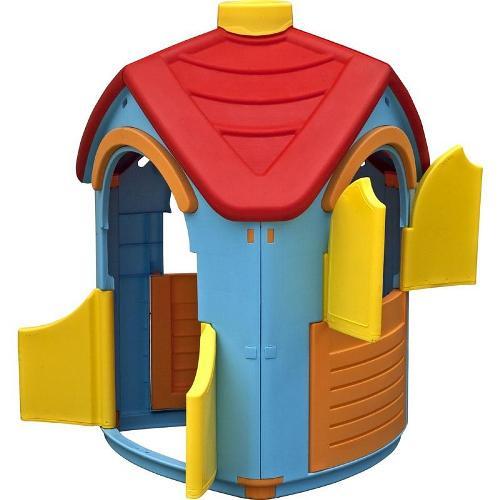 Купить домик для детей на дачу из пластика