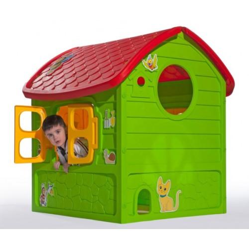 Купить домик с заборчиком в Рязани