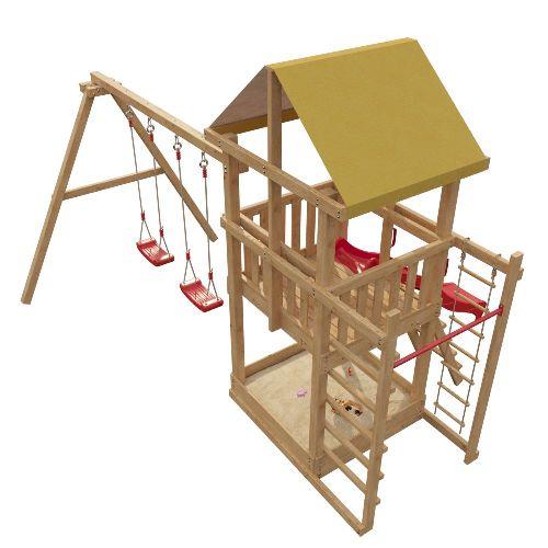 Купить детскую площадку 5 Элемент в Рязани, Москве, Коломне