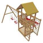 Дешевые детские площадки в Рязани
