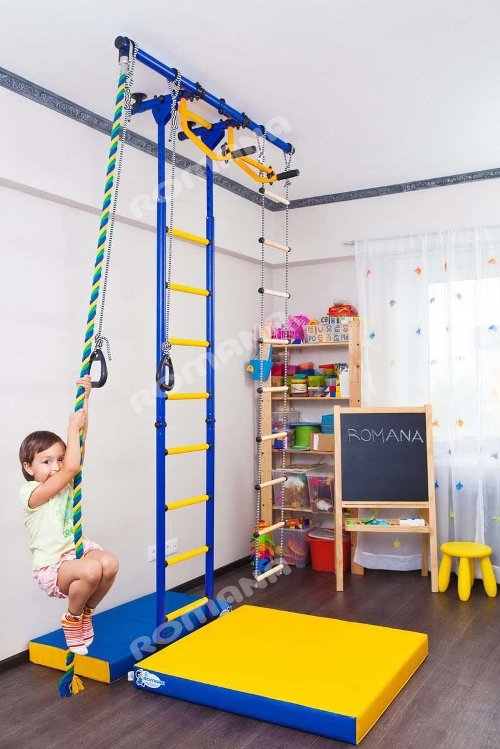 Шведская стенка для дома Карусель R55 - купить шведскую стенку в Рязани