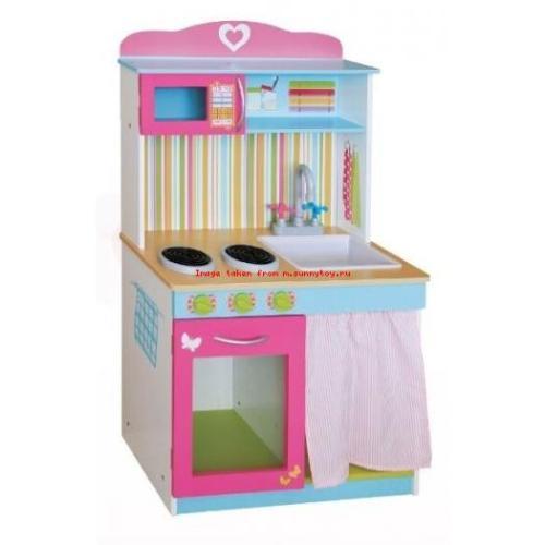 Деткая игровая кухня - купить в Рязани