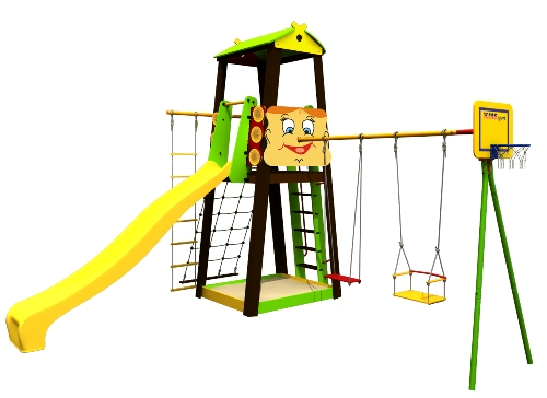 Детская площадка Романа Избушка