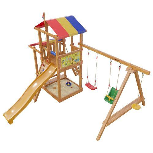 Детская площадка Кирибати 2017 - купить в Рязани с доставкой по России