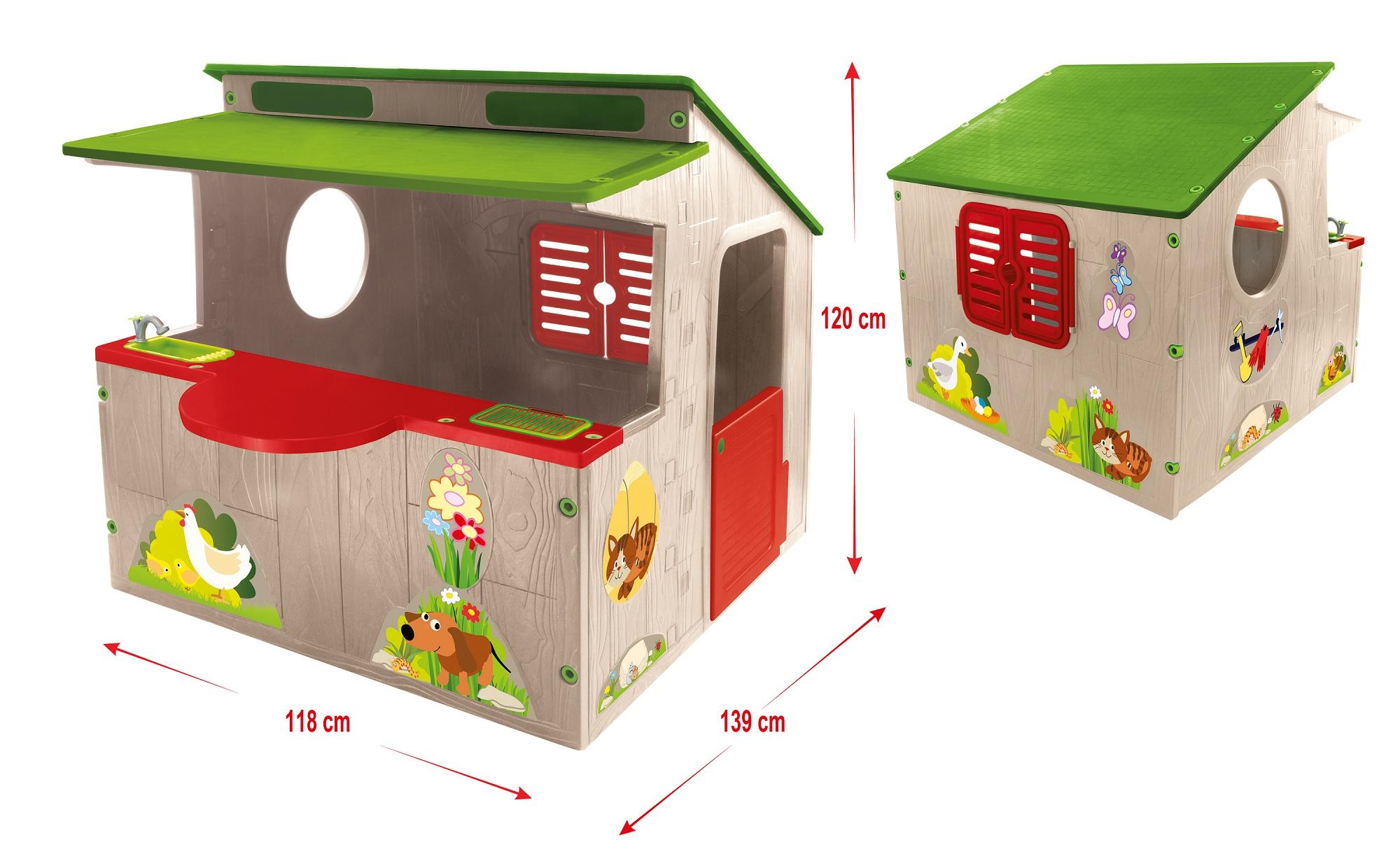 Купить детский домик-кафе в Рязани