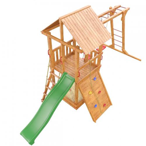 Купить детскую площадку с рукоходом в Рязани, Москве, Коломне