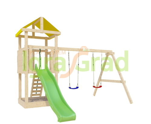 Купить детскую площадку дешево в Рязани