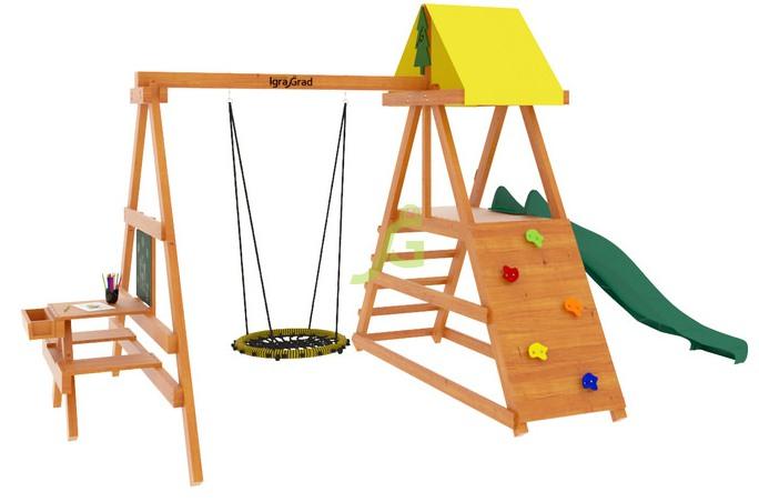Дешевая детская площадка в Рязани